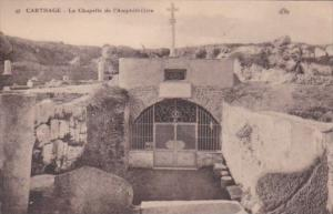 Tunisia Carthage La Chapelle de l'Amphitheatre