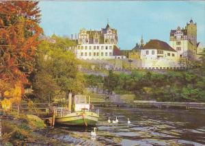 Germany Bernburg Saale Schloss
