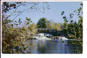 Marshes Falls, Oxtongue River, Muskoka, Ontario,