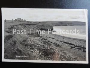 Vintage RPPC - Shurton Bars - Somerset 160515