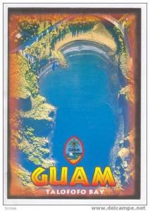 Talofofo Bay , Guam 1990s