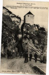CPA  Besancon Historique (M.D.) -La Porte Taillée -Percéepar les Romains(182918)