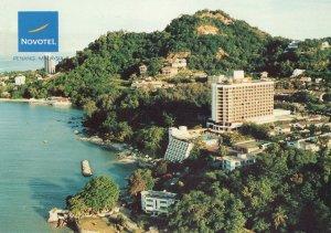 Novotel Malaysia Hotel Penang Rare Postcard