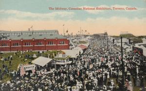 TORONTO, Ontario , 1900-10s ; Midway , C.N.E.
