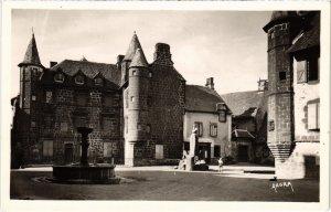 CPA Salers La Grande Place Cantal (101312)