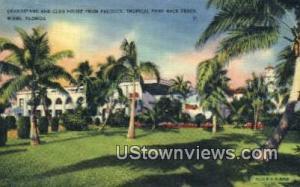 Grandstand & Club House Miami FL Unused