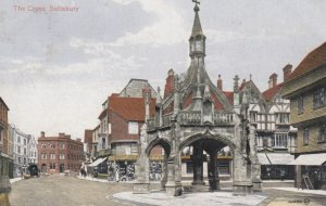 SALISBURY , Wiltshire , England , 00-10s ; Poultry Cross Version-2