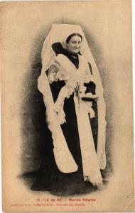 CPA ILE-de-RÉ - Mariée Rétaise (183832)