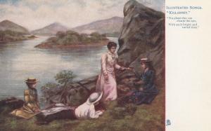 Killarney, Ireland, 1900-1910s ; TUCK Illustrated Song 1158