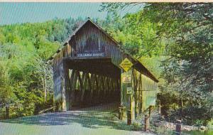 Covered Bridge Coloumbia Vermont