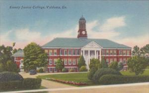 Georgia Valdosta Emory Junior College