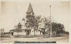 RP: PHILLIPSBURG , Kansas , 1900-10s ; Presbyterian Church