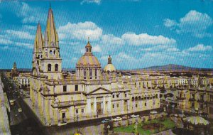 Mexico Cathedral Guadalajara Jalisco