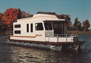 Beautiful 36' Sundance houseboat,  Ontario,  Canada,  50-70s