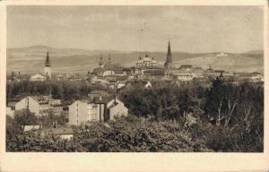 Czech Republic - Olomouc Celkovy pohled 03.00