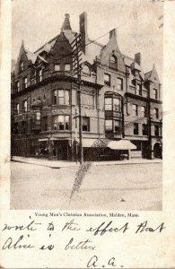 Massachusetts Malden Y M C A Building 1905