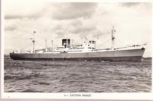 M.V. Eastern Prince B&W Photo 1958