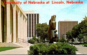 Nebraska Lincoln Sheldon Memorial Art Gallery University Of Nebraska