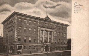 YMCA,Jamestown,NY BIN