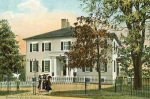 VA - Richmond, Governor's Mansion