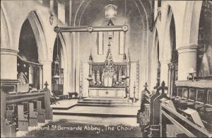 Mount St Bernards Abbey The Choir UK