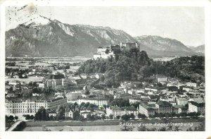 Austria Salzburg von Kapuzinerberg