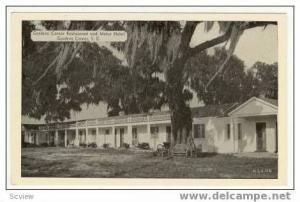 Gardens Corner Restaurant & Motor Hotel, Gardens Corner, South Carolina, 1920...