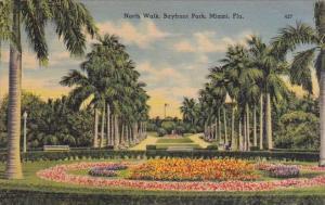 Florida Miami North Walk Bayfront Park