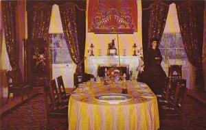 Dining Room Melrose Natchez Mississippi