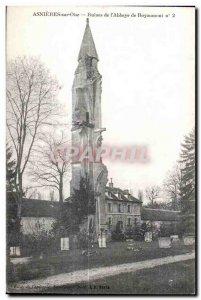Postcard Ancient Ruins Asnieres sur Oise I Royaumont