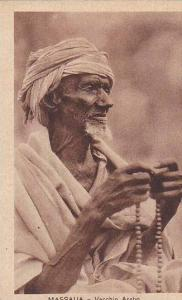 Eritrea, 1910-30s ;  OLD Arab MAN ETHNIC