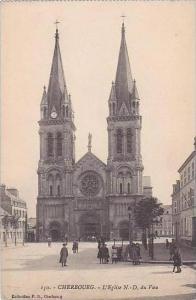 France Cherbourg L'Eglise Notre Dame du Voeu