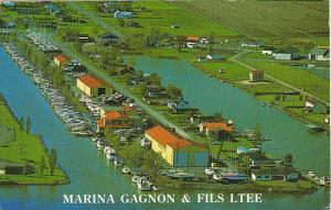 Canada Marina Gagnon St Paul Ile Aux Noix Quebec