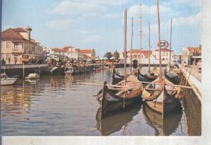 Postal 014169: Canal central de Aveiro, Portugal