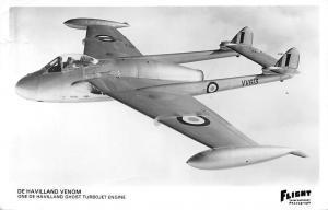 Airplane, De Havilland Venom, One de Havilland Ghost Turbojet Engine ,damaged