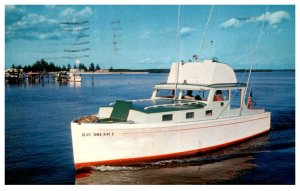 Florida Southland , Day Dream 1 , sport fishing boat