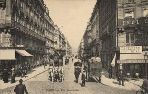 CPA Paris 10e (Dep. 75) Rue Beaupaire (81104)