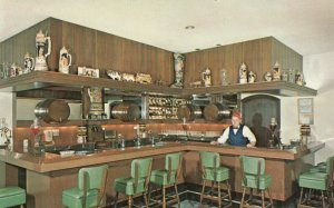 FRANKENMUTH , Michigan , 40-50s ; Frankenmuth Bavarian Inn, Stein Room