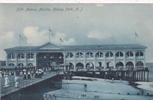 New Jersey Asbury Park Fifth Avenue Arcade