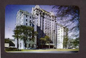 ON Lord Elgin Hotel Ottawa Ontario Canada Postcard Carte Postale