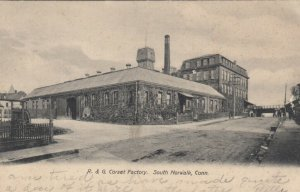 SOUTH NORWALK, Connecticut, 1906  R&G Corset Factory
