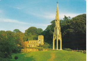 England Stourhead Garden Near Mere Wiltshire