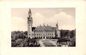 Netherlands Den Haag, Vredespaleis, Peace Palace, Echte foto