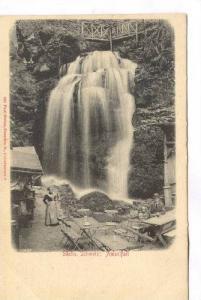 Sachs. Schweiz. Amselfall , Germany , 1890s-1905