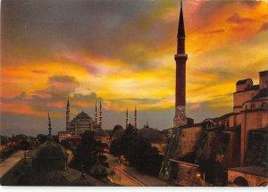 B110042 Turkey Istanbul ve Saheserleri St. Sophia and Blue Mosque