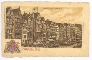 Deichstrassefleth, Hamburg, Germany, 1900-1910s