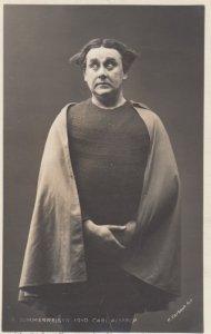 RP: THEATRE / Theater ; Actor ; Sommerrejsen 1910 Carl Alstrup