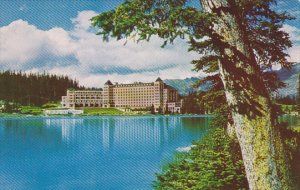 Chateau Lake Louise Banff National Park Canada