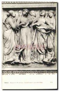 Postcard Old Museo di Firenze SML del Fiore
