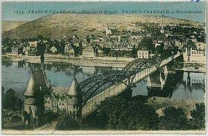 33440 - Ansichtskarten VINTAGE POSTCARD - Deutschland GERMANY - Traben-Trarbach